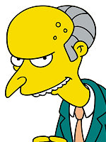 La gamme cosmique mr__burns